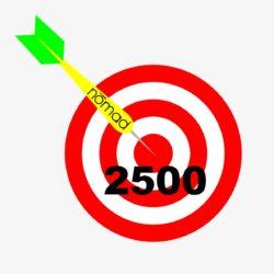 Site Nomad 30 Target